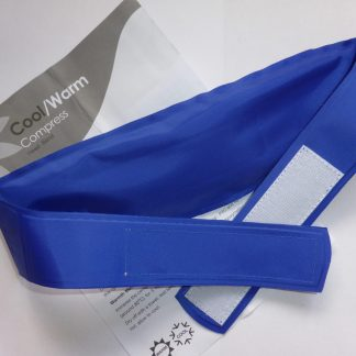 Personal Cooling Centre COOL/WARM BAND FOR HEAD (BLUE)-0