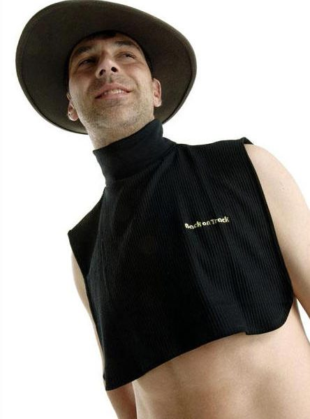 Back on Track (Human) NECK COVER WITH POLO NECK-223