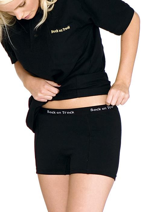 Back on Track (Human) BOXER SHORTS - WOMENS-0