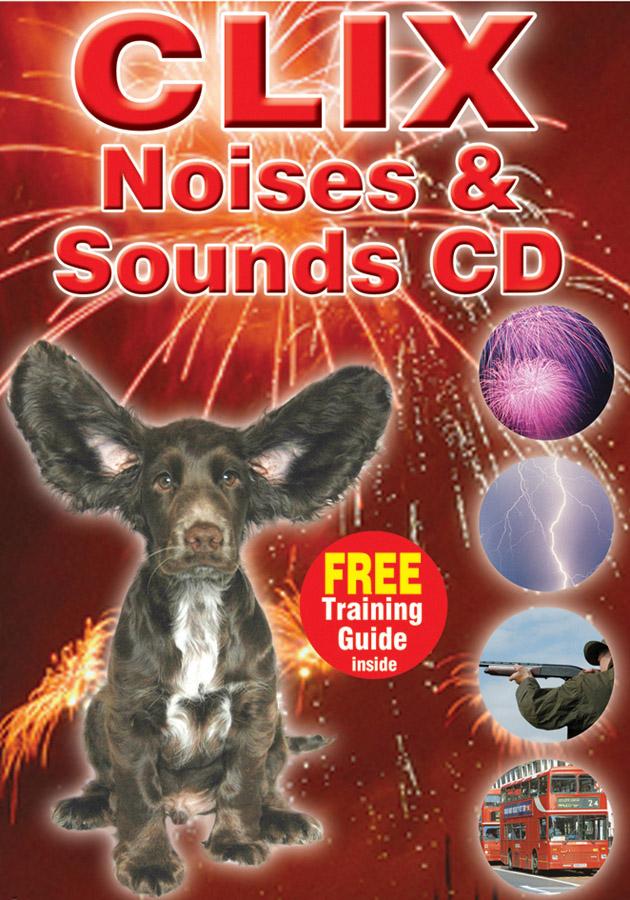 CLIX NOISES & SOUNDS CD-0