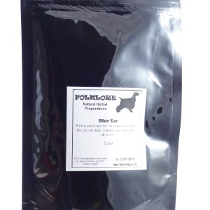 FOLKLORE BLUE EAR ANTI YEAST POWDERS-0