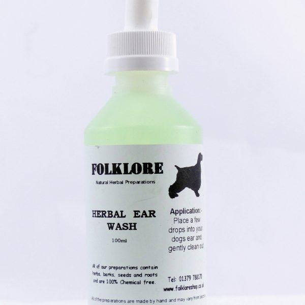 FOLKLORE EAR WASH 100ml-0
