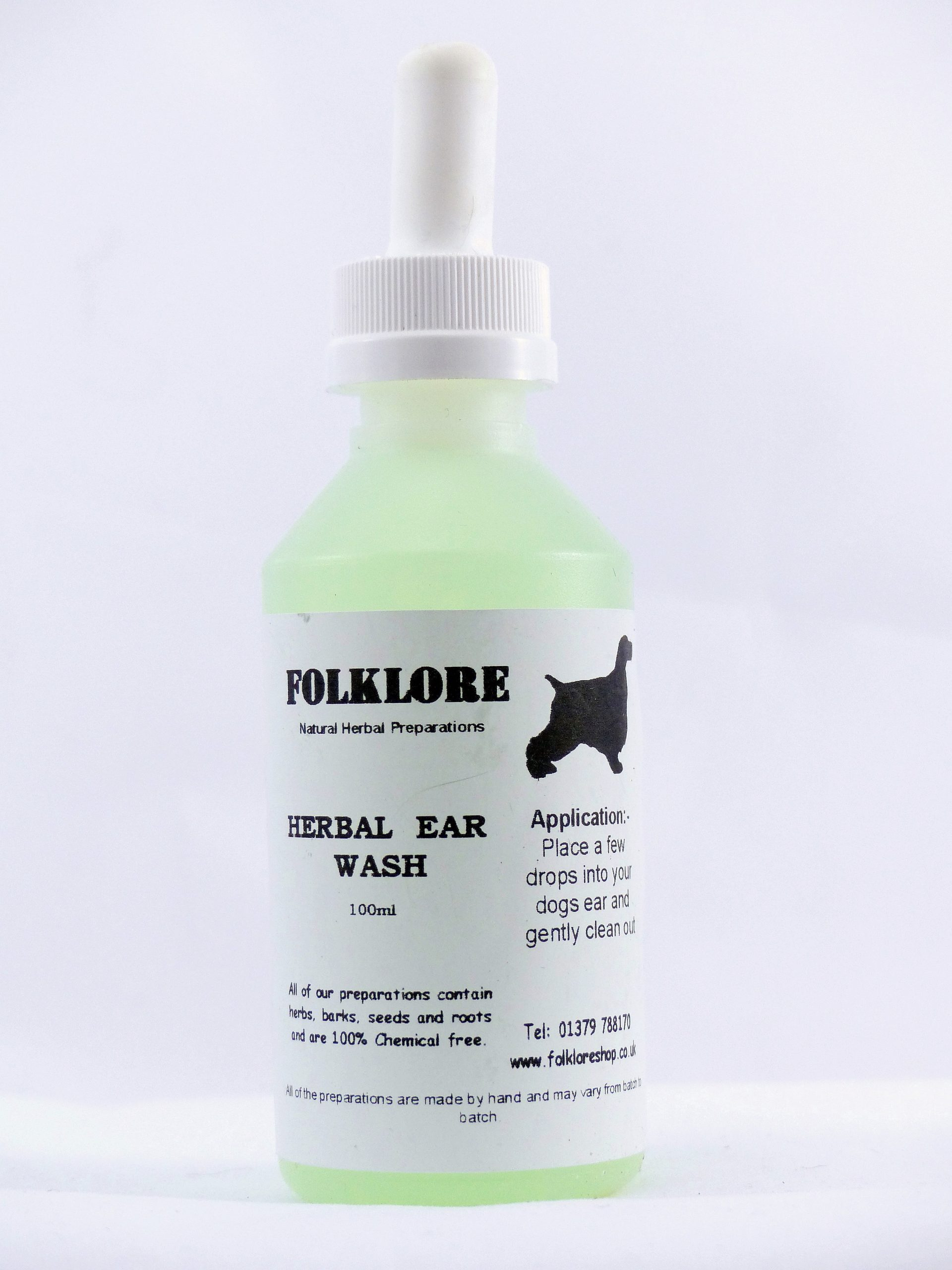 FOLKLORE EAR WASH 100ml-0