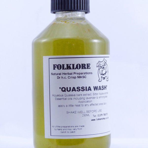 FOLKLORE QUASSIA WASH -0