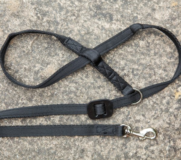 Gencon All-in-1 Clip to collar BLACK-0