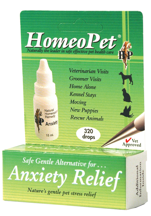 Homeopet ANXIETY RELIEF-0
