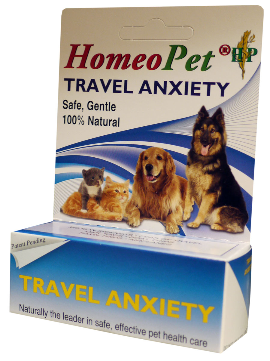 Dog Travel Sickness Remedy Uk