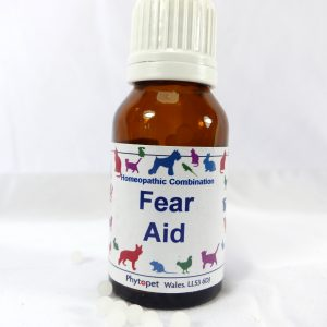 Phytopet Homeopathic Combination: Fear, Stress and Anxiety (STRESS AID)-0