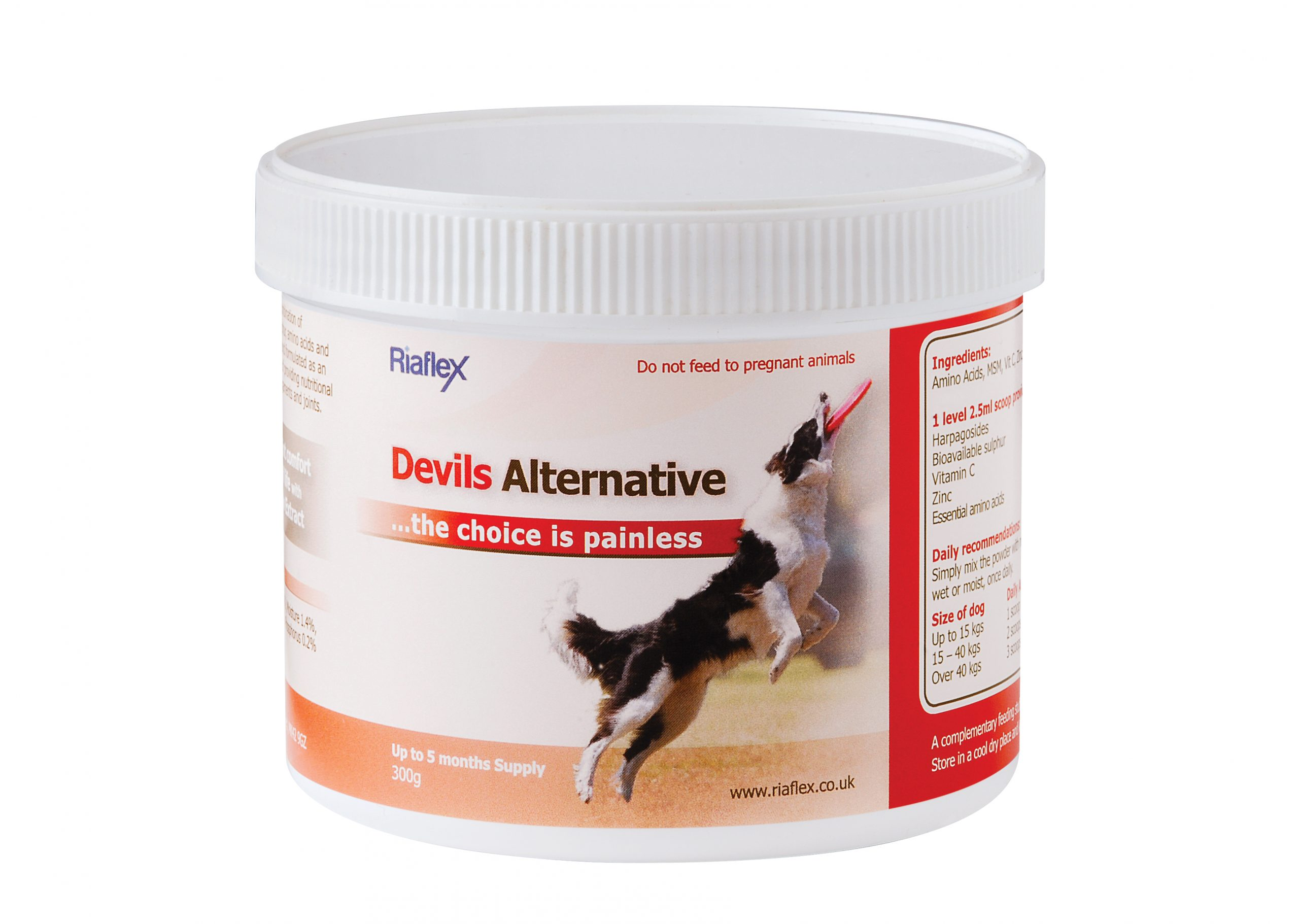 RIAFLEX DEVILS ALTERNATIVE 300g-0