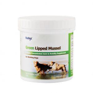 RIAFLEX GREEN LIPPED MUSSEL 125g -0