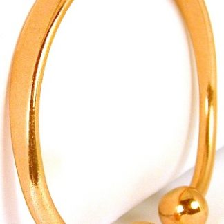 LAURENCE BUTLER Magnetic Copper Torque Bracelet-0
