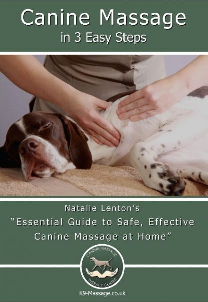 CANINE MASSAGE IN 3 EASY STEPS DVD-0