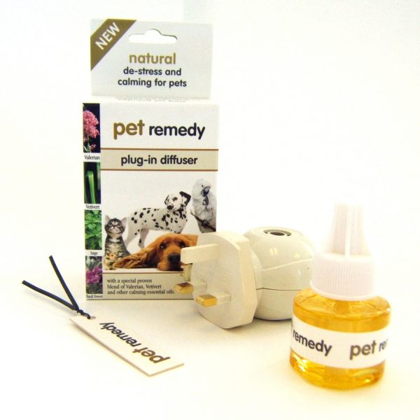 Pet Remedy DE-STRESS DIFFUSER -0