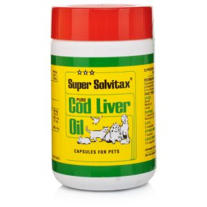 k9massage-cod liver oil